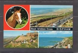 32935    Regno  Unito,    Bispham,  NV  (scritta) - Blackpool
