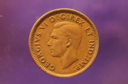 Canada - George VI - 1 Cent - 1945 - Canada