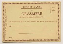 Grasmere Lettercard - 6 Views - Cumberland/ Westmorland
