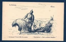*** Illustrateur FORAIN - En Esclavage - En TTB état - Guerre 1914-18