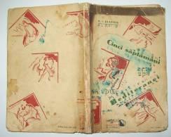 ROMANIA-CINCI SAPTAMANI IN JURUL MEDITERANEI,Dr.N.IOSIF FLAVIUS-1935 - Boeken, Tijdschriften, Stripverhalen