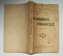 ROMANIA-ROMANUL FRANCEZ,CONST.SAINEANU-19 22 - Boeken, Tijdschriften, Stripverhalen