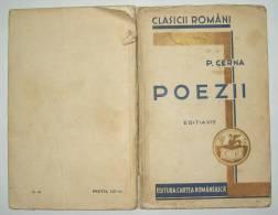 ROMANIA-POEZII,P.CERNEA-E DITIA A VI-A - Boeken, Tijdschriften, Stripverhalen
