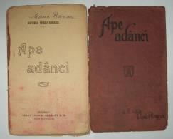 ROMANIA-APE ADANCI,HORTENSIA PAPADAT BENGESCU - Boeken, Tijdschriften, Stripverhalen