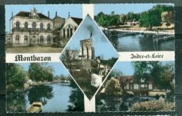 Montbazon - Multivues - Lh11409 - Montbazon