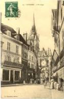 89/CPA -  Auxerre - L´Horloge - Auxerre