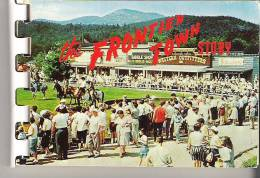 Booklet  The Frontier Town Story     21 Pages   (Between Lake George And Lake Placid New York) - Exploration/Travel