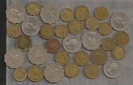HONGKONG Lot Of HKK Dollar 1960's And 1970's - Hong Kong