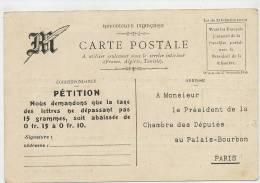 Journal LE Matin Petition Contre La Taxe Postale En France Representation Timbres Europe - Events