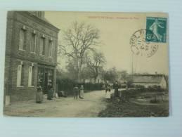 EURE GRAINVILLE L INTERIEUR DU PAYS  VOYAGEE 1911 - Other Municipalities