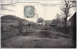 63 - B18870CPA - MONTAURIER - Circuit Auvergne - Herment A Pontaumur - Assez Bon état - PUY-DE-DOME - Non Classificati