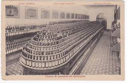 Tarjeta Postal Domecq Jerez Spain Cognac Vins Postcard Ca1900 [W3_0544] - Cádiz