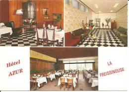 LA FREISSINOUSE  ... HOTEL AZUR - France