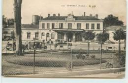 EPERNAY  -  La Gare, Vue Extérieure. - Stations - Zonder Treinen