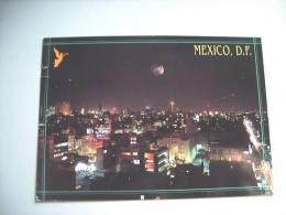 Mexico Mexico DF By Night - Mexico