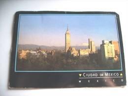 Mexico Larger Postcard Ciudad De Mexico - Mexico