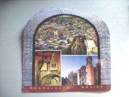 Mexico Larger Postcard Guanajuato - Mexico