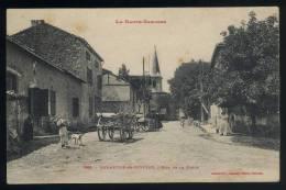 1563  -  LABARTHE-DE-RIVIÈRE  --  Rue De La Poste - France