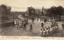 CAYEUX-BRIGTHON Colonie Scolaire ,fondation Groult - Cayeux Sur Mer