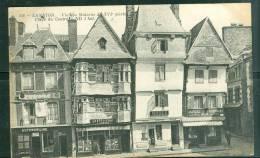 Lannion -  Vieilles Maisons Du XVIè Siècle - Place Du Centre - Lab142 - Lannion