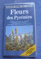 Fleurs Des Pyrénées Miniguide Nathan Tout Terrain 1990 - Boeken, Tijdschriften, Stripverhalen