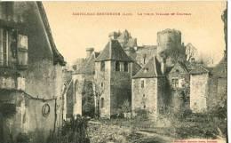 CASTELNAU-BRETENOUX  -  LE VIEUX VILLAGE ET CHÂTEAU - France