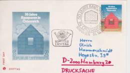 Österreich FDC 1975 ANK 1516/Michel 1497 - FDC
