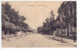 CPA 57 – BOULAY – Rue De Metz - Boulay Moselle