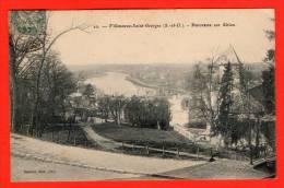 VILLENEUVE SAINT GEORGES - Panorama Sur Ablon. - Villeneuve Saint Georges