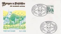 FDC 1978 BRD Mi.-Nr. 999 - BRD