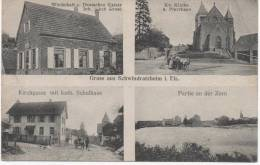 GRUSS AUS SCHWINDRATZHEIM I ELS  MULTI-VUES - Frankrijk