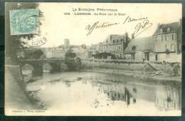 Lannion - Le Pont Sur Le Guer  - LAB150 - Lannion
