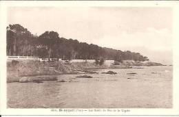 1610. SAINT AYGULF. LES BORDS DE MER DE LA CIGALE. - Saint-Aygulf