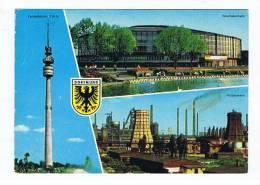 Dortmund Fernsehturm Westfalenhalle Hüttenwerk - Dortmund