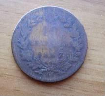 10 CENTESIMI DEL 1867 OM DEL REGNO D´ITALIA VITTORIO EMANUELE II° - - 1861-1946 : Royaume