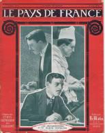 """Revue """"Le Pays De France""""  N°2 Du 10 Juin 1914--""""Métamorphoses """" -- - Books, Magazines, Comics"""