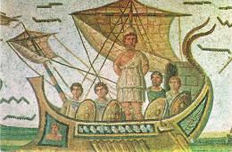 ULYSSE - Mosaique Du Musée Du Bardo - TUNIS - TBE, Neuve - Tunisia