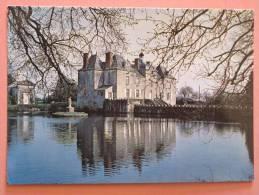 LEGE - Château Du Bois Chevalier - Façade Sud-Ouest - Legé