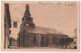 MARVILLE - Eglise St Nicolas Et St Hilaire - Frankreich