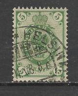 1901 Finland >Mino 48  Russian Stamps Stamped HELSINKI - Usati