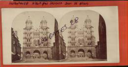 """PHOTOS, Stéréoscopiques,  Précurseur  AV 1890,  """"Côte D'Or"""" DIJON,  Eglise SAINT MICHEL, Monument, Nov 2012 GER-0980 - Photos Stéréoscopiques"""