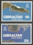 Gibraltar. 1978 Gibraltar From Space. Mint Never Hinged - Gibraltar