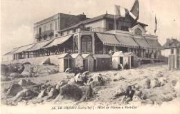LE CROISIC HOTEL DE L'OCEAN A PORT-LIN 44 - Le Croisic