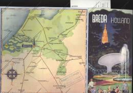 Tourist Advertising : BREDA Holland Netherlands - Advertising