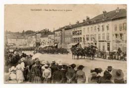 Baccarat  Rue Des Ponts Avant La Guerre - Baccarat