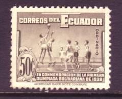 Ecuador 379   **   SPORTS - Ecuador