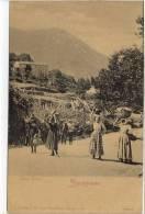 Carte Postale Ancienne Bocognano - Paysannes - Francia