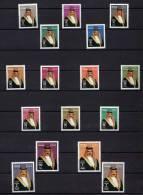 LIMITED QUANTITY KINGDOM OF BAHRAIN 2002 KING HAMAD BIN ISA AL KHALIFA ROI REY HAMAD BIN ISA AL KHALIFA EMIR PRESIDENTS - Bahreïn (1965-...)