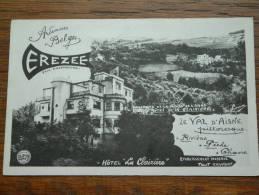 """Le Val D'Aisne / Hôtel """" La Clairière """"  Anno 19?? ( Zie Foto Voor Details ) !! - Erezée"""