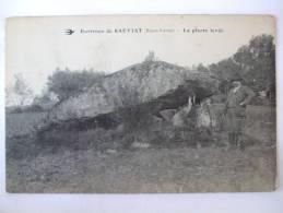 87 - AL1 -  ENVIRONS DE SAUVIAT - LA PIERRE LEVEE (3) - France